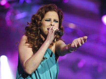 Pastora Soler en una actuación