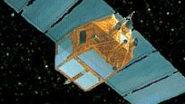El satélite BeppoSAX.