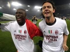 Inzaghi y Seedorf