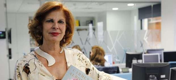 Carmen Alborch, exministra de Cultura