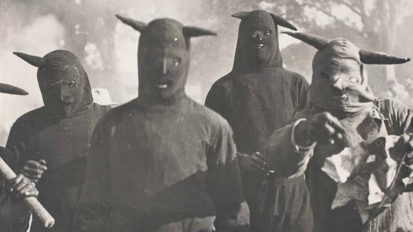 Sans titre,  Carnaval de Huejotzingo, Puebla, 1941