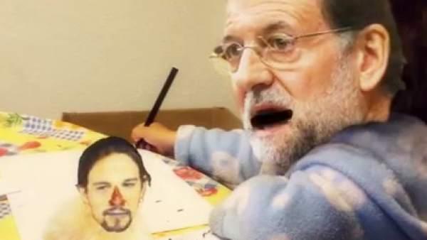La que has liado, pollito (Pablo Iglesias)