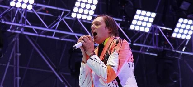 \Arcade Fire en el Primavera Sound\