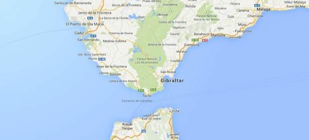 Малага аликанте карта