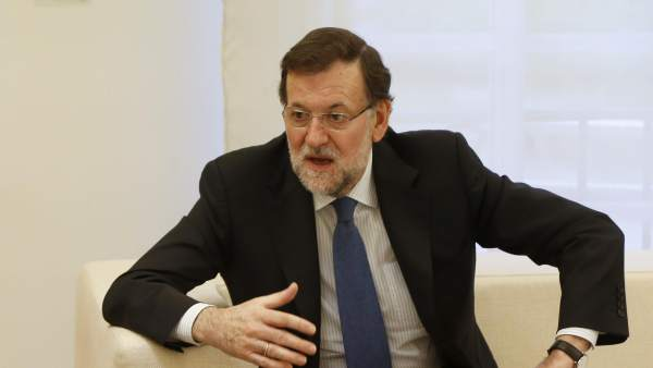 Rajoy, en Moncloa