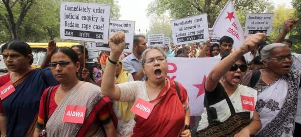 Joven de 14 años es condenada a ser violada en la India.