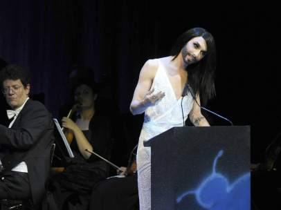 Conchita Wurst en Viena