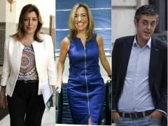 Susana Díaz colaborará para que Madina esté en el Congreso
