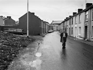 Wernstreet, Llanelli, South Wales, 1984