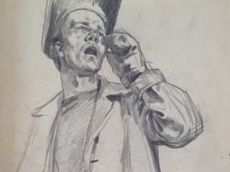 'Welder', 1960