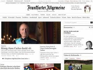 'Frankfurter Allgemeine'