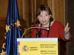 Isabel Bonig, secretaria general del PPCV