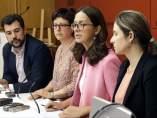 Dimisión de concejales en Santiago