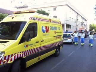 Muerte violenta en Pinto