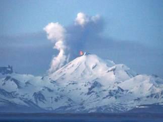 Volcán Pavlof