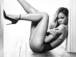 Anuncio de Rihanna