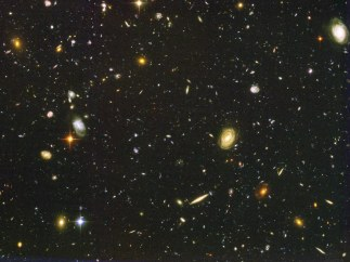 El Universo, captado por el Hubble