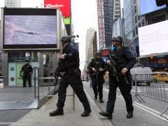 Polic�a en Nueva York