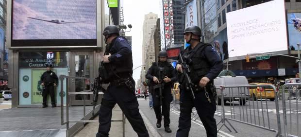 Policía en Nueva York