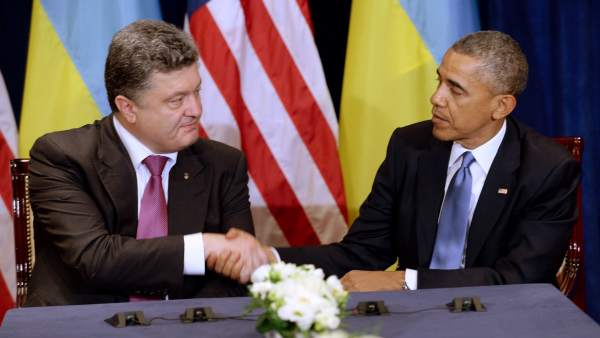 Obama respalda al presidente electo de Ucrania y le ofrece el apoyo de Estados Unidos