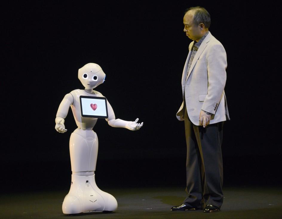 Un robot que lee emociones