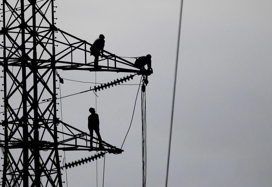 Reparación eléctrica en Afganistán