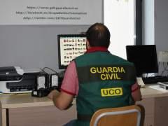 Tres detenidos por difundir imágenes de abusos a niños