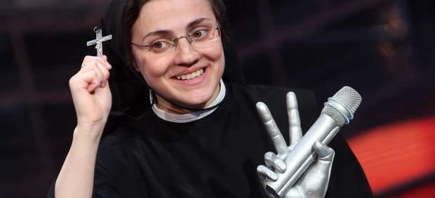 """Sor Cristina: """"El programa de 'La Voz' me ha servido para hacer llegar un mensaje divino"""""""