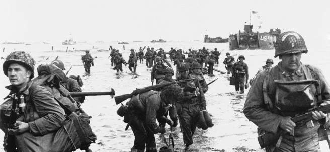 Desembarco de un gran ejército