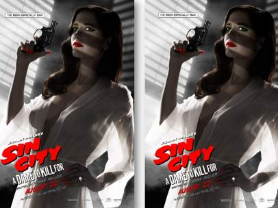 Eva Green, en 'Sin City'
