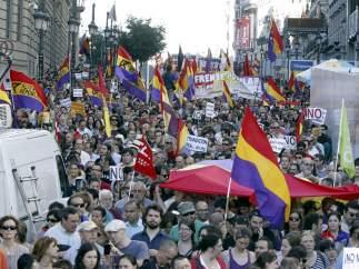 Marea republicana en Madrid