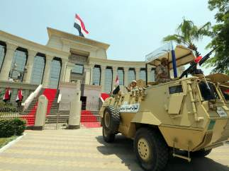 Tribunal Constitucional Supremo de Egipto