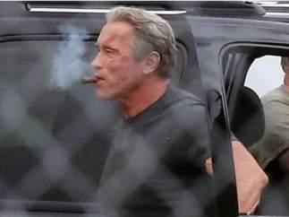 Schwarzenegger como Terminator