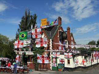 Todo por la selección inglesa
