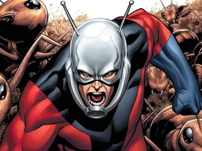 Imagen del cómic 'Ant-Man'.