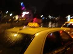 El taxi en pie de guerra contra Uber