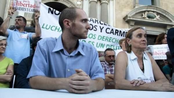 Condenados por un piquete en la huelga del 29-M