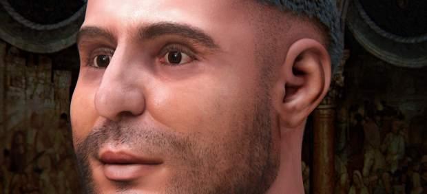 Reconstruyen el rostro de S. Antonio 177087-620-282