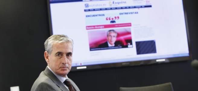 Ramón Jáuregui, en 20minutos