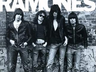 'Ramones', el disco debut de los Ramones.