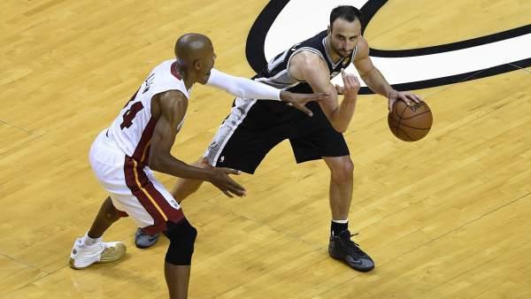 Partido de la NBA