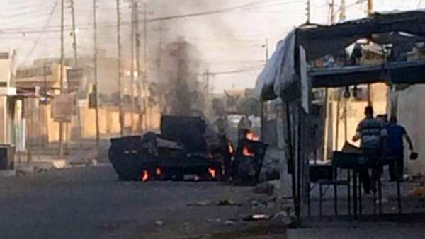 Resurgimiento yihadista en Irak