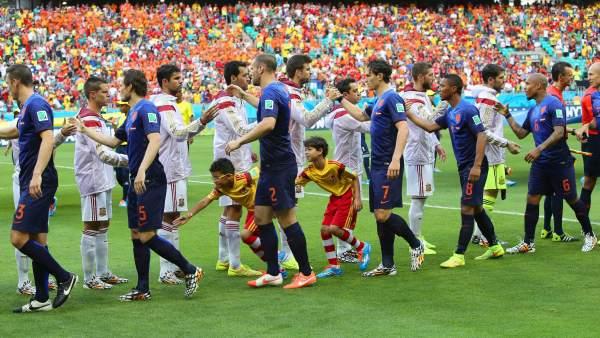 España-Holanda