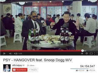 Vídeo de Psy