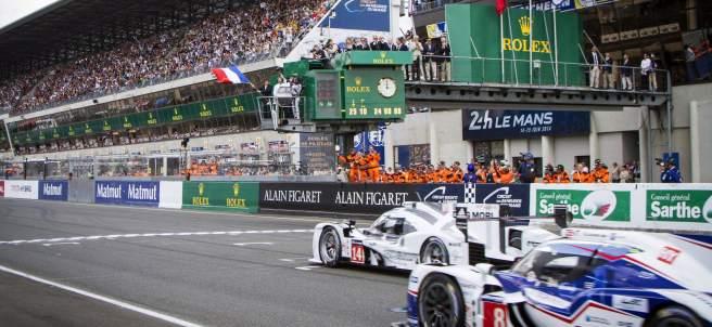 Alonso, en Le Mans