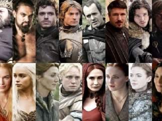 Personajes de 'Juego de Tronos'