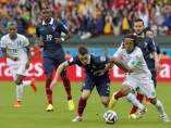 Francia-Honduras