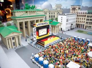LEGO-hinchas