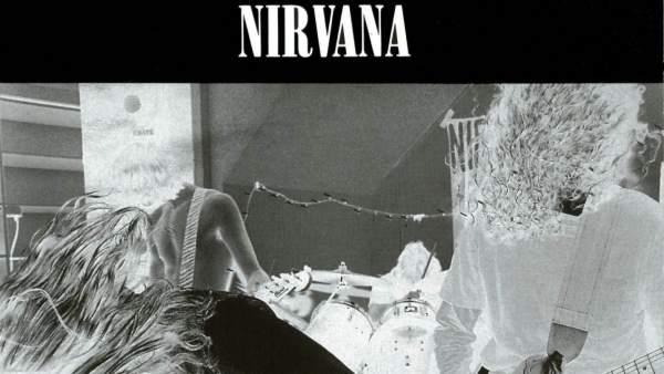 Portada de 'Bleach', de Nirvana.
