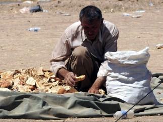 Crisis humanitaria en Irak